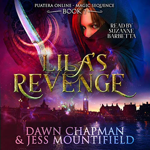 Lila's Revenge  audiobook cover art