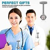 Zoom IMG-2 orologi da taschino per infermieri