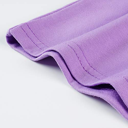Little Hand Girls Pyjamas Unicorn Cat Kids Pjs Toddler Clothes Set 100% Cotton Sleepwear Long Sleeve Nightwear Outfits 3-4 Years