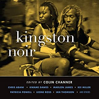 Kingston Noir cover art