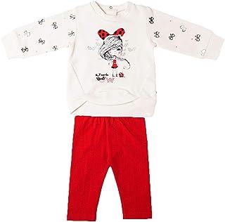 BABY-BOL - Conjunto Niña 2 Piezas Muñeca bebé-niños