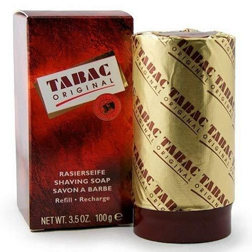 Tabac Original homme/men, Rasierseife Original, 1er Pack (1 x 100 g)