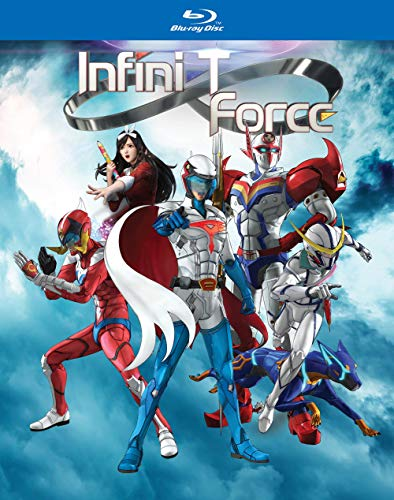 Infini-T Force: The Complete Series (BD) [Blu-ray]
