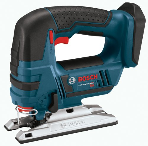 Bosch 18-Volt Lithium-Ion Cordless Jig Saw Bare Tool JSH180B,Blue