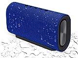 Tracer Rave Blue Altavoz Bluetooth Portátil/Speaker Inalámbrico, 20 W, hasta 8 Horas, Micro SD, Jack 3.5mm, Bluetooth 4.2