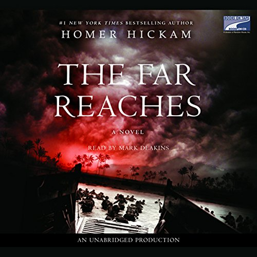The Far Reaches audiobook cover art