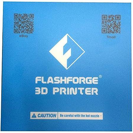 WOL 3D Flashforge Finder Bed Sticker