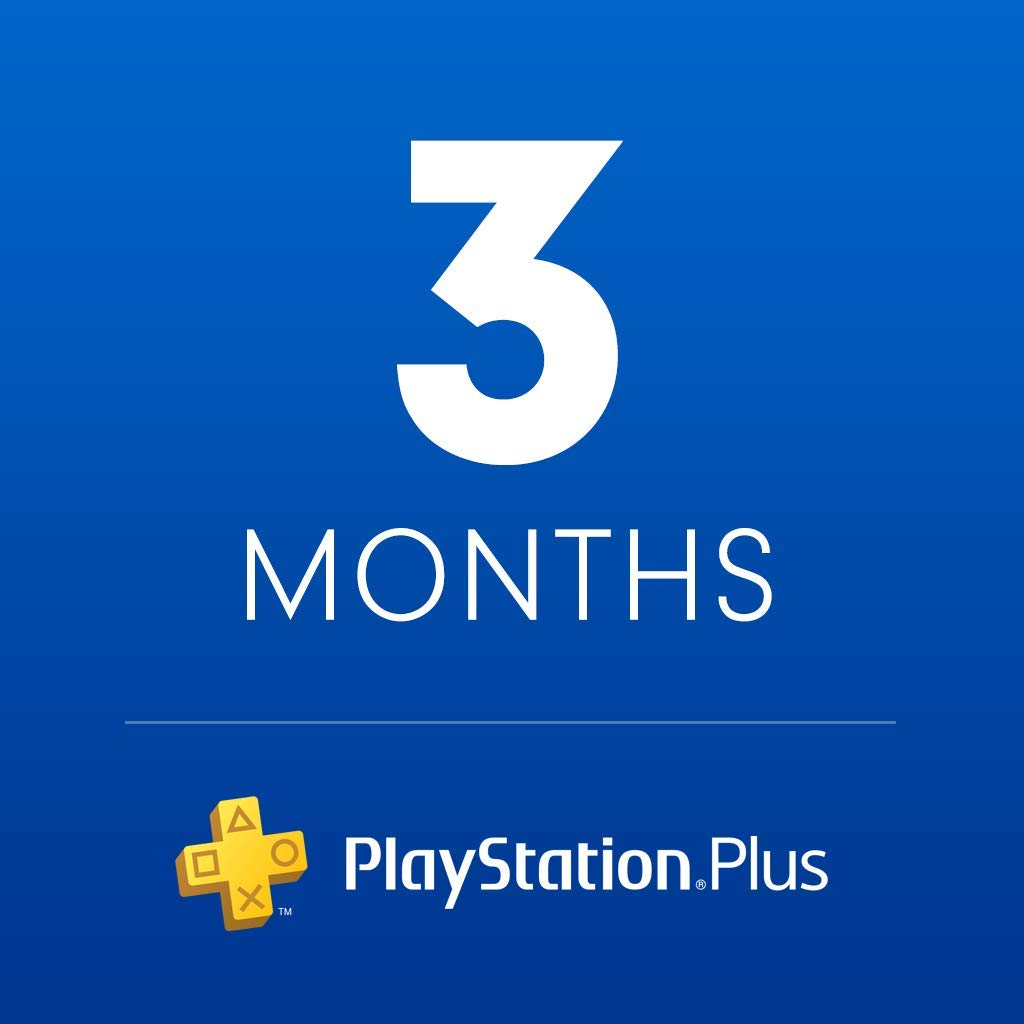 Playstation Plus: عضوية لمدة 3 أشهر [Digital