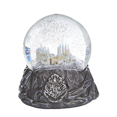 Paladone - Harry Potter Boule à Neige Poudlard L'école des sorciers Objet de Collection pour décorer ou en cadeau Produit sous Licence Officielle Harry Potter 12 x 12 x 12 cm 260 grammes