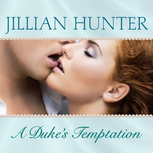 A Duke's Temptation audiobook cover art