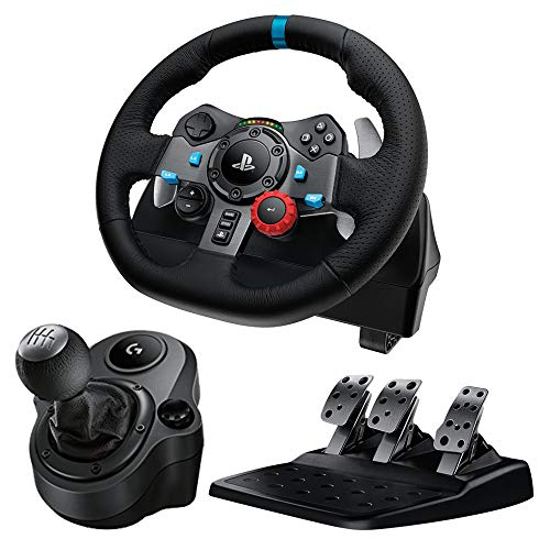 Logitech G29 Driving Force Feedback Racing Wheel Shifter付き シフター ドライビングフォース ロジテッ...