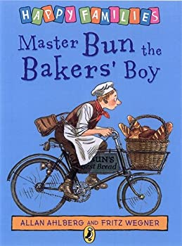 Paperback Happy Families Master Bun The Bakers Boy Book