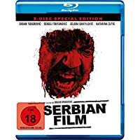 A Serbian Film - 3er-Disc Special-Edition (Blu-Ray + DVD + Bonus-DVD) limitierte Auflage 1000 Stück !! [Special Edition] [Alemania] [Blu-ray]