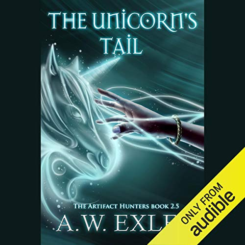 Couverture de The Unicorn's Tail