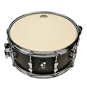 Sonor SQ1 6.5x14 Snare Drum Black