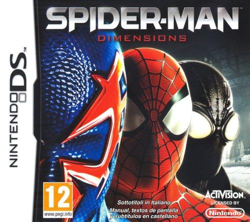 Spiderman Shattered Dimensions [Importación italiana]