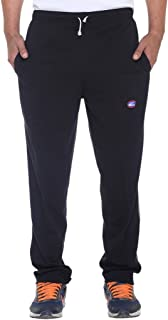 VIMAL Jonney Men's Track Pants (D1BLACK01-XXL_Black)