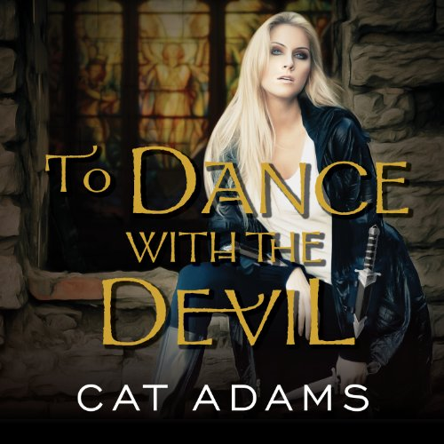 To Dance with the Devil audiobook cover art