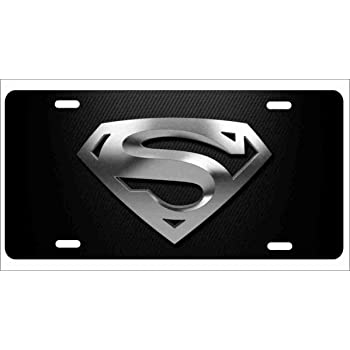Graphics and More The Flash TV Series Zoom Logo License Plate Tag Frame
