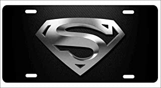 Best superman car tag Reviews
