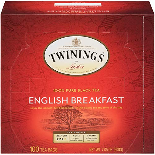 tea party english breakfast tea