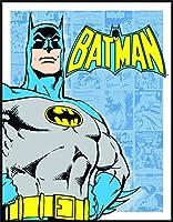 バットマン-レトロパネルティンサイン