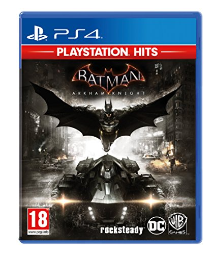 Batman Arkham Knight Hits - PS4 - Other - PlayStation 4 [Importación italiana]