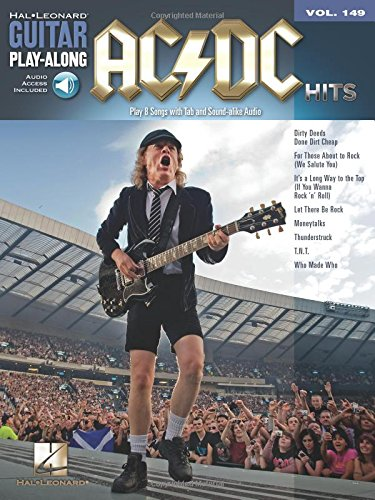 Guitar Play-Along Volume 149: AC/DC: Play-Along, CD für Gitarre
