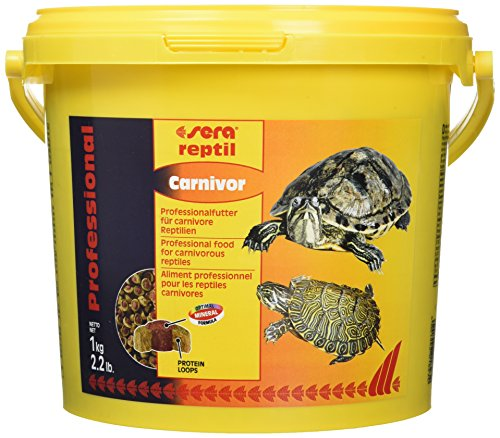 sera reptil Professional Carnivor 3.800 ml