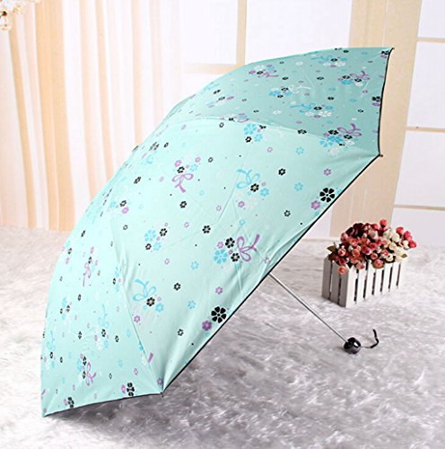 GTWP GTWP GT Regenschirm Manual Mode 3 Folding Umbrella Bleistift Regenschirm stockschirm robuste Winddicht Anti-UV-Sonnenschutz Dach Sonnenschirm