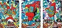【3枚セット】スーパードラゴンボールヒーローズ BM4弾 SR ダンパラ ボンパラ ソンパラ BM4-034 BM4-035 BM4-036 スーパーレア
