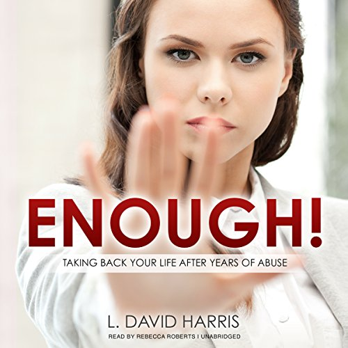 Enough! audiobook cover art