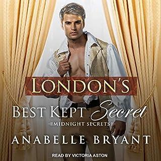 London's Best Kept Secret audiobook cover art