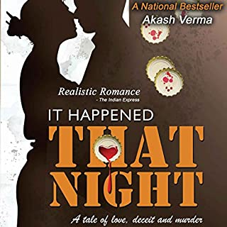 It Happened That Night cover art