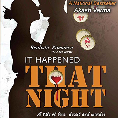 It Happened That Night audiobook cover art