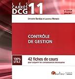 Contrôle de gestion - 42 fiches de cours pour acquérir les connaissances nécessaires