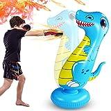Saco de boxeo hinchable para boxeo, ideal para entrenamiento, actividades...