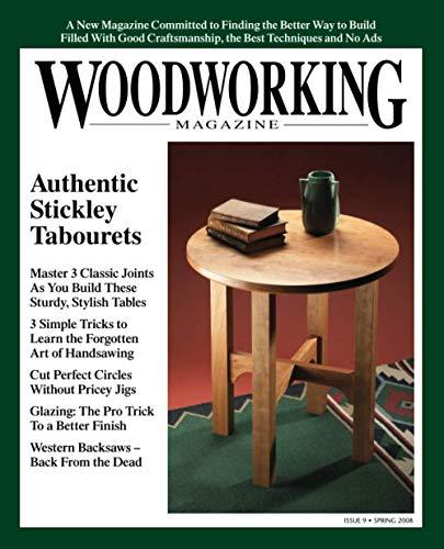 Woodworking Magazine: Issue 9