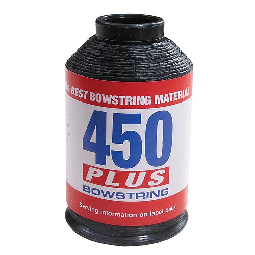 BCY 450 Bowstring Nero Materiale