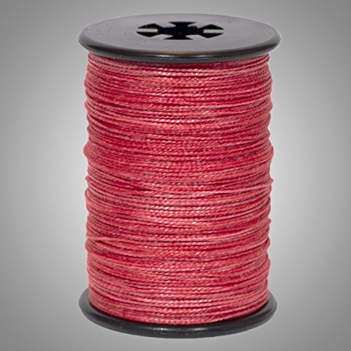 BCY Red 3D Archery Bow String Serving