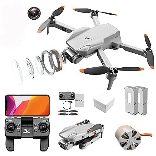 K80air2s GPS Drone con La Macchina Fotografica per Gli Adulti 4K HD 5Ghz FPV Drone Live Video Motore Brushless Drone 84 Minuti RC Pieghevole Quadcopter con Auto Ritorno A Casa