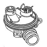 Ge WD19X25278 Dishwasher Diverter Assembly Genuine Original Equipment...