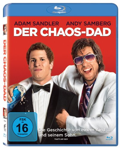 Der Chaos-Dad [Blu-ray]