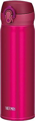 サーモス 水筒 真空断熱ケータイマグ 【ワンタッチオープンタイプ】 500ml クランベリー JNL-503 CRB