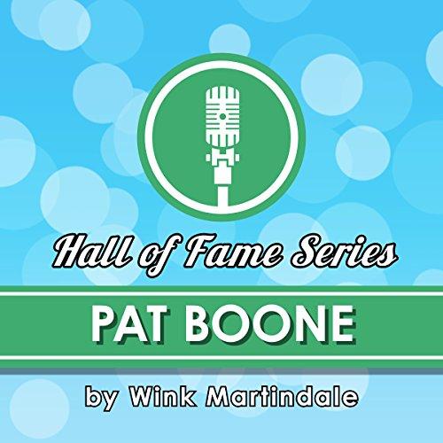 Pat Boone audiobook cover art