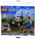 LEGO City Mini Dumper and Construction Minifigure 30348 (Bagged) by