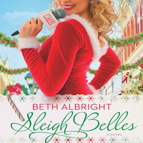 Sleigh Belles audiobook cover art