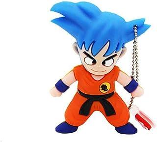 USB Flash Drive USB Flash Disk Memory Stick Thumb Pen Hi-Speed USB 2.0 Creativity Anime Dragon Ball Hobby Super Cute Carto...