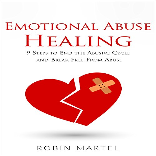 Emotional Abuse Healing audiobook cover art