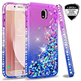 LeYi Compatible with Funda Samsung Galaxy J7 2017 / J7 Pro Silicona...